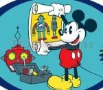 mickey mouse crawlers mikeys robot laboratory