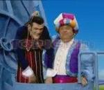 lazy town 2 season the lazy genie entire episode german aydio bg sub