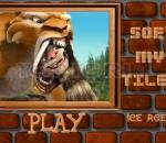 Sort My Tiles Iceage Ice Age puzzle.
