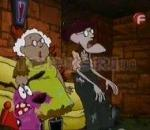 kurazh cowardly dog (bg audio) - season 2, episode 12 the house of discontentthe sand whale strike