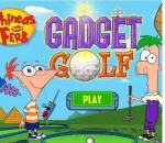 phineas and ferb gadget golf pheneas and ferb gadget golf