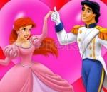 Пъзел с Ариел и принца Sort My Tiles Cinderella and Prince Charming