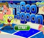SpongeBob Monopoly Race to the Goo Lagoon SpongeBob Game.