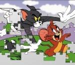 Tom and Jerry 2 puzzle.