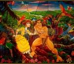 Пъзел с Тарзан Puzzle Mania Jane Porter and Tarzan