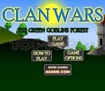 Военни кланове Clan wars goblins forest