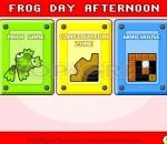 Следобеда на една жаба  Frog day afternoon
